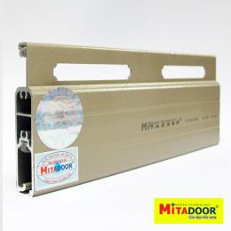 Lá Nhôm Mitadoor Khe Thoáng X50R (1.6 ly)